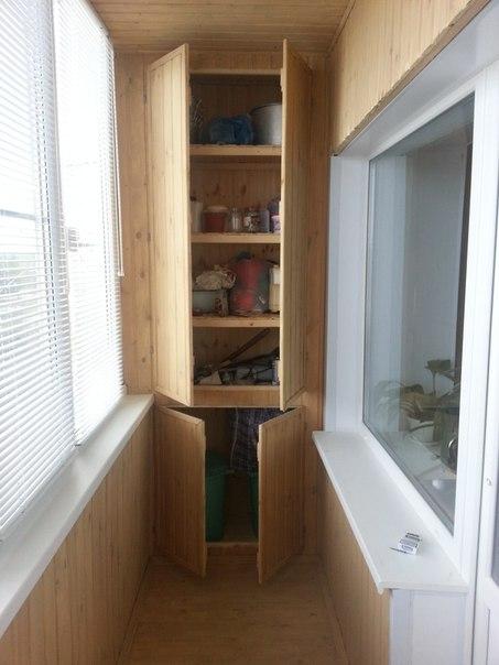 Цена внутренней отделки балкона хрущевка..