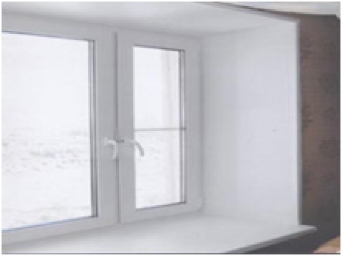 Откосы на пластиковые окна своими руками фото