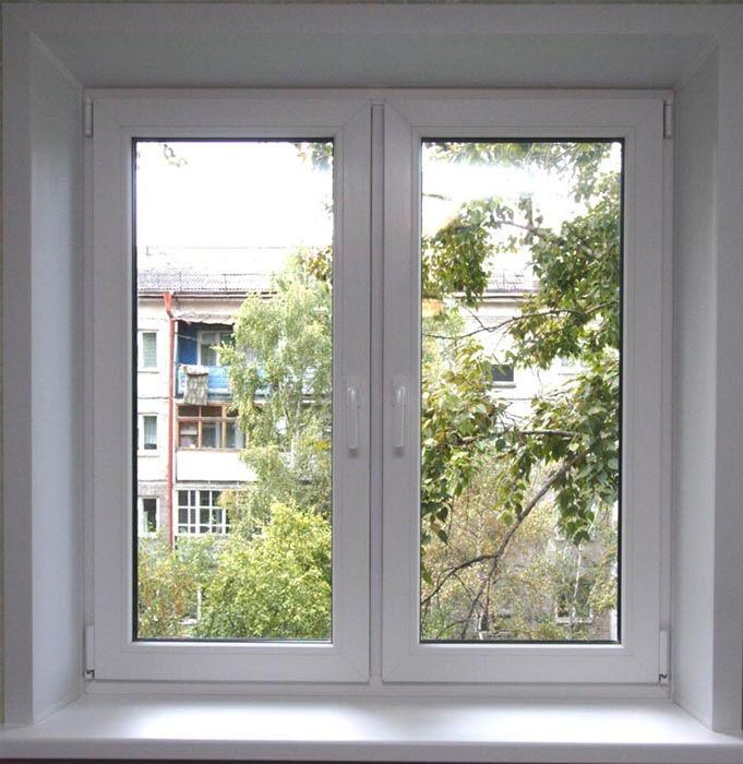Поменять окна в квартире недорого в москве