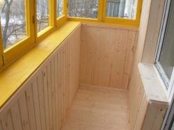 обшивка балконов обшивка балкона цена 7(926)990-23-23 с 9:00 до 22:00