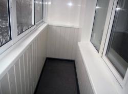 обшивка балконов пластиковая обшивка балкона 7(926)990-23-23 с 9:00 до 22:00