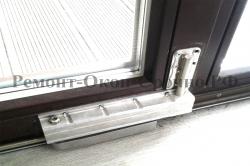 Регулировка пластикового окна