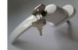ручка с ключом roto