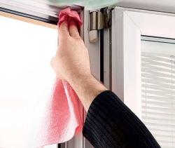 пластиковые окна уход за уплотнителем