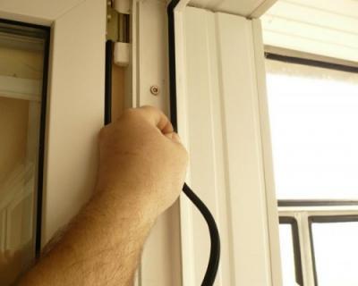 замена уплотнителя ремонт пластиковых окон замена уплотнителя 7(926)990-23-23 с 9:00 до 22:00