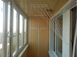 обшивка балконов обшивка балкона панелями  7(926)990-23-23 с 9:00 до 22:00