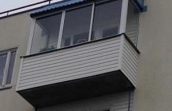 обшивка балконов остекление балконов и лоджий 7(926)990-23-23 с 9:00 до 22:00